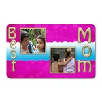 Best Mom magnet - Magnet (Rectangular)