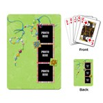 Patches Playing Cards 1 - Playing Cards Single Design