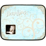 Bambino Baby Boy Mini Fleece Blanket - Fleece Blanket (Mini)