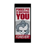 Pinkie Watching You - Hand Towel
