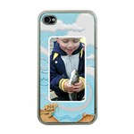 No Fishing Apple iPhone 4 case clear - iPhone 4 Case (Clear)