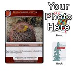 Advanced Outdoor Survival Forest and Desert Encounter Deck - Playing Cards 54 Designs