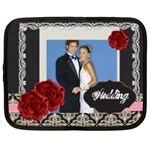 wedding - Netbook Case (XXL)