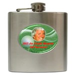 Flask_Golf Tournament - Hip Flask (6 oz)