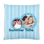 summer time - Standard Cushion Case (Two Sides)