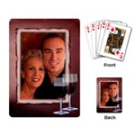 Together Single Design Playing Cards - Playing Cards Single Design