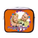 playing time - Mini Toiletries Bag (One Side)