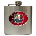 Celebration Flask - Hip Flask (6 oz)