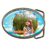 summer - Belt Buckle