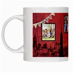 Big Apple - New York Coffee Mug - White Mug