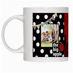 NYC Travel - Coffee Mug - White Mug