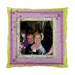 Rachel Cushion  cover single side - Standard Cushion Case (One Side)