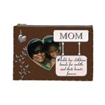 mom and Jayna - Cosmetic Bag (Large)