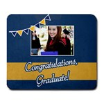 Graduation Mousepad 2.. - Large Mousepad