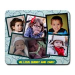 grandkids2 - Collage Mousepad