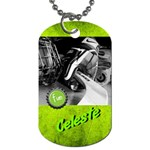Lesty s D2 Dog Tag 2012 - Dog Tag (Two Sides)