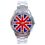 gb - Stainless Steel Analogue Watch
