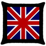 gb - Throw Pillow Case (Black)