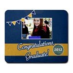 Graduation Mousepad 2 s - Large Mousepad