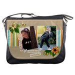 Messenger Bag - Cherished Memories