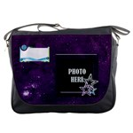 Diz-A Space Story Messenger Bag 1