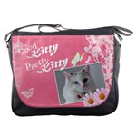 Good Kitty Messenger Bag
