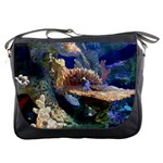 Messenger Bag - Under Water World