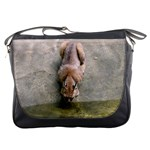 Messenger Bag - Wild Cat
