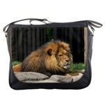 Messenger Bag - Relaxed Lion