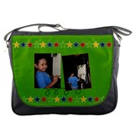 Messenger Bag - Stars