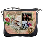 Lazy Summer Days Messenger bag