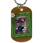 ward meade park nc costumes - Dog Tag (Two Sides)
