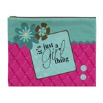bag for Emily - Cosmetic Bag (XL)