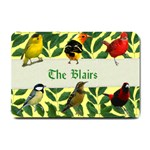 Bird small Doormat can also be used as bath mat
