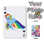 MLP - Playing Cards 54 Designs