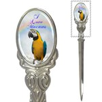 Macaw letter opener