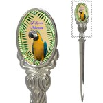 I love Macaw Letter opener