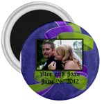 wedding magnets - 3  Magnet