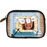 swim - Digital Camera Leather Case