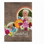 thank you - Large Garden Flag (Two Sides)