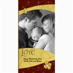 Love/Christmas/Religious-4x8 Photo Cards - 4  x 8  Photo Cards