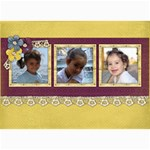 5x7 Photo Cards-Christmas Lace - 5  x 7  Photo Cards