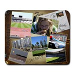 Great Britain Mousepad - Large Mousepad