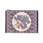 Cherry Jubilee Large Cosmetic Case - Cosmetic Bag (Large)