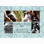 Baby Bo Invite - 5  x 7  Photo Cards