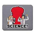 Science! (Kyouma & Hakase) - Large Mousepad
