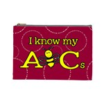 milk money pouch - Cosmetic Bag (Large)