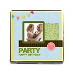 birthday party  - Memory Card Reader (Square 5 Slot)