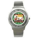 baby - Stainless Steel Watch