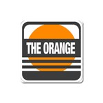 Orange Magnet - Magnet (Square)